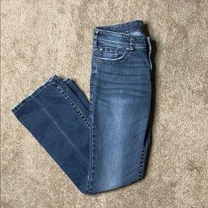 Silver suki surplus jeans size 32w 34L boot cut